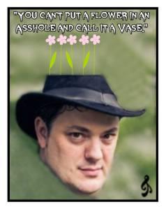 Asshole Vase